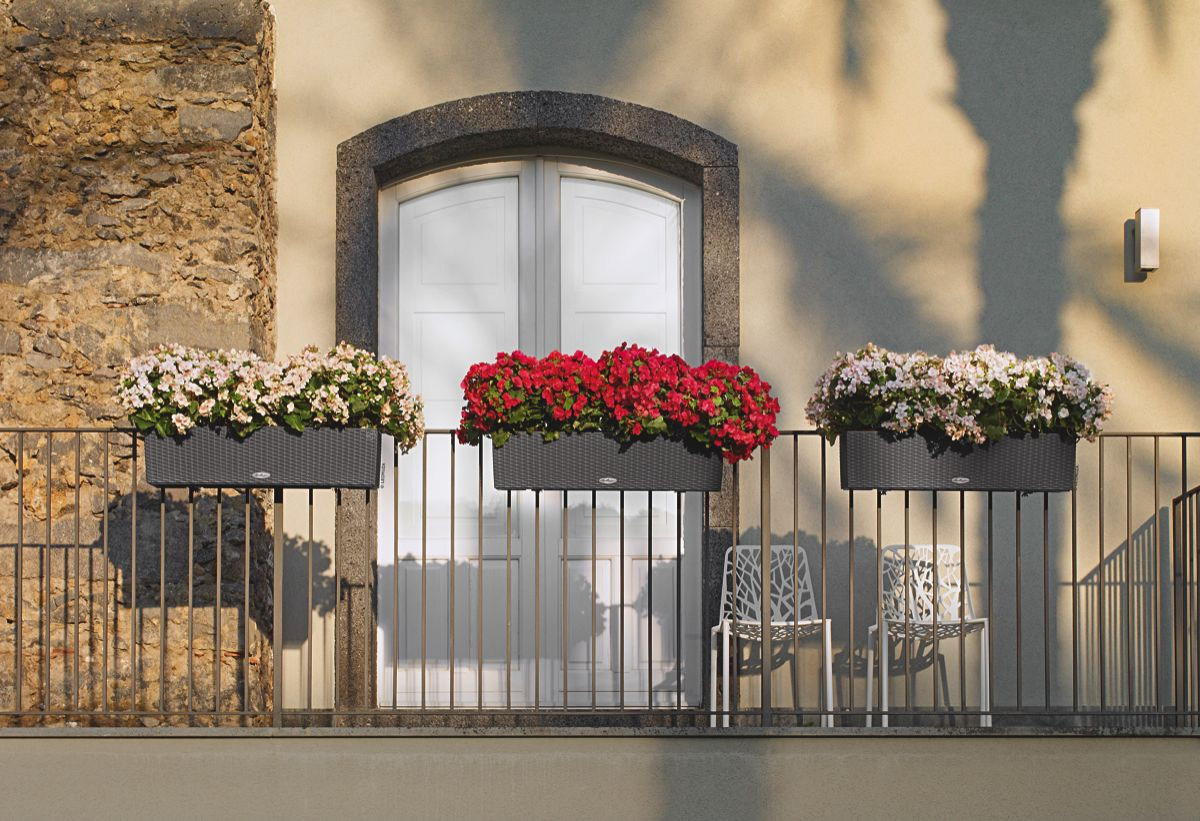 Balkonládák