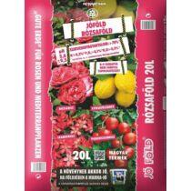 Jóföld Rózsaföld extra virágzó táppal