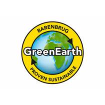 Zöld Bolygó cimkével ellátva a fenntarthatóság és a zöldebb bolygó jegyében