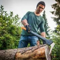 Fiskars WoodXpert rönkcsákány