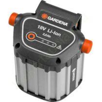 Gardena akkumulátor Li-Ion 18 V BLi-18