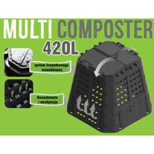 Komposztláda 420 liter