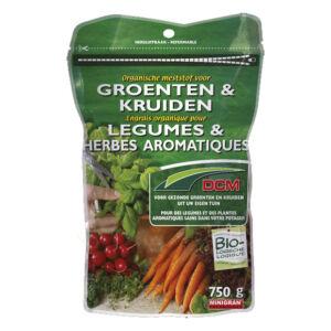 BIO Zöldség és Fűszernövény táp