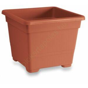 Kocka Műanyag Ültetőcserép