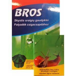 Bio csigacsapdába való folyaédék