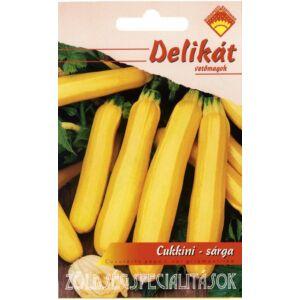 Cukkini - Sárga Goldena