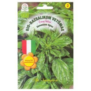 BIO Bazsalikom Fűszernövény vetőmag