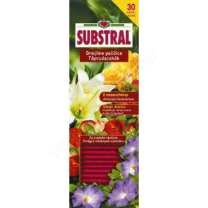 Substral Piros Táprúd Virágos növényekhez