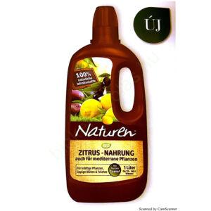Naturen BIO Citrus és Mediterrán tápoldat 1l