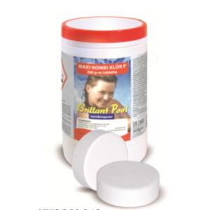 Maxi KOMBI-KLÓR Tabletta Medencébe