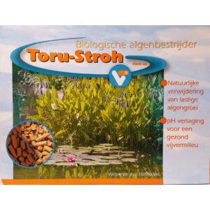 Toru-Stroh Természetes Algaölő Árpaszalma és Tőzeg