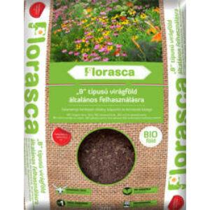Florasca Általános BIO virágföld