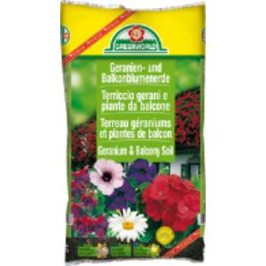 Greenworld Balkon virágföld