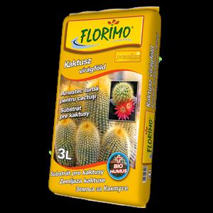 Florimo Kaktusz virágföldkeverék 3 liter