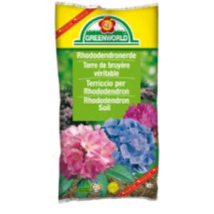 Greenworld Rhododendronföld Savanyú talajt kedvelő növényekhez