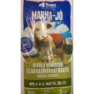 Marha-jó marhatrágya granulátum 5kg