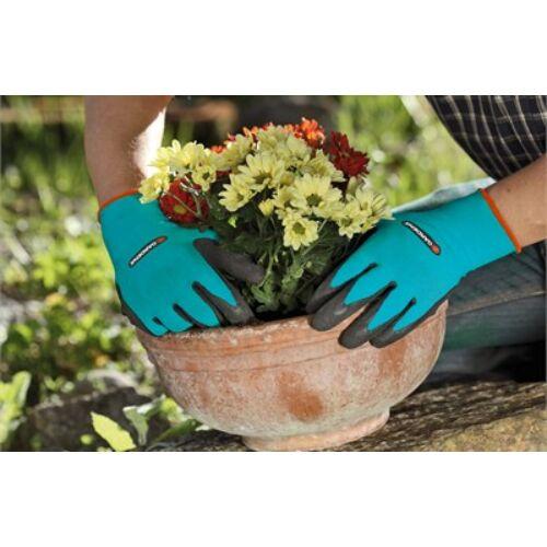 205-20 Gardena kerti kesztyű ültetéshez