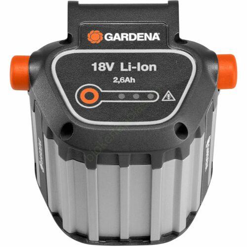 Gardena akkumulátor Li-Ion 18V BLi-18