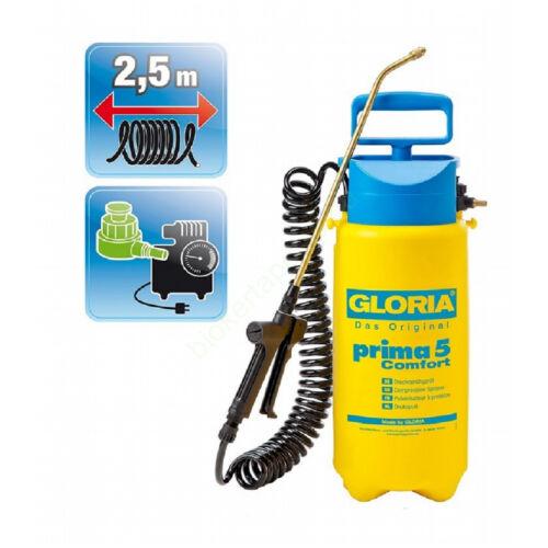 Gloria Príma nyomáspermetező 5L