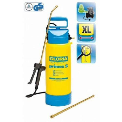 Gloria Primex 5 nyomáspermetező