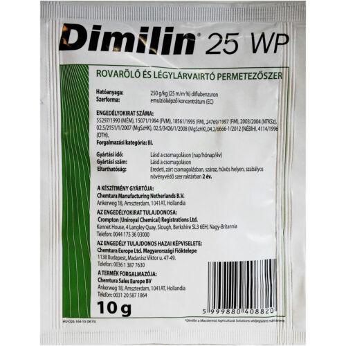 Dimilin 25 WP Rovarölő Szer