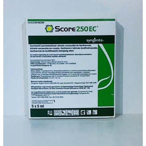 Score 250EC 5*5ml