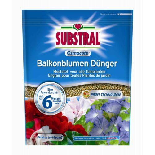 Substral Balkon osmocote Tabletták 300g