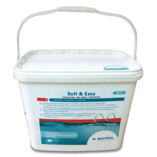 Bayrol Soft & Easy Klórmentes Fertőtlenítő