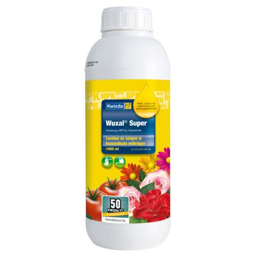 Wuxal Super Növénykondícionáló Tápoldat